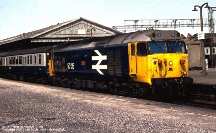 Click HERE to ENTER the Class 50 Diesel photo gallery